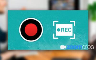 Cómo grabar una reunión en Zoom y guardarla