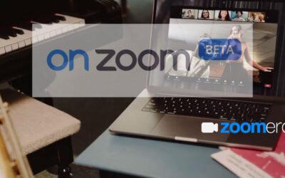 OnZoom: un mercado de experiencias inmersivas