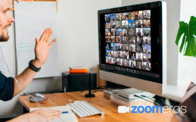 ¿Cómo crear una reunión grupal en Zoom?